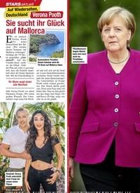 Titelbild der Ausgabe 7/2020 von Neuanfang in Gefahr: Angela Merkel: Bittere Schicksals-Wende. Zeitschriften als Abo oder epaper bei United Kiosk online kaufen.