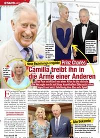 Titelbild der Ausgabe 9/2020 von STARS aktuell: Neue Beziehungs-Tragödie: Prinz Charles: Camilla treibt ihn in die Arme einer Anderen. Zeitschriften als Abo oder epaper bei United Kiosk online kaufen.