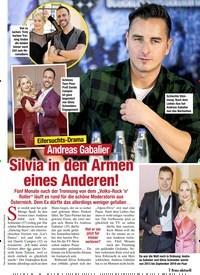 Titelbild der Ausgabe 11/2020 von Eifersuchts-Drama: Andreas Gabalier: Silvia in den Armen eines Anderen!. Zeitschriften als Abo oder epaper bei United Kiosk online kaufen.