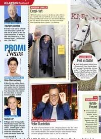 Titelbild der Ausgabe 12/2020 von PROMI News. Zeitschriften als Abo oder epaper bei United Kiosk online kaufen.