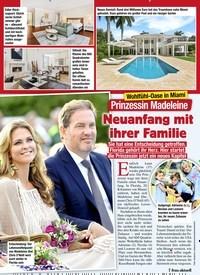 Titelbild der Ausgabe 12/2020 von Wohlfühl-Oase in Miami: Prinzessin Madeleine: Neuanfang mit ihrer Familie. Zeitschriften als Abo oder epaper bei United Kiosk online kaufen.