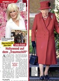 """Titelbild der Ausgabe 12/2020 von Überraschender Star-Gast: Linda Evans: Hollywood auf dem """"Traumschiff"""". Zeitschriften als Abo oder epaper bei United Kiosk online kaufen."""