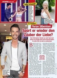 Titelbild der Ausgabe 43/2020 von STARS: Florian Silbereisen: Spürt er wieder den Zauber der Liebe?. Zeitschriften als Abo oder epaper bei United Kiosk online kaufen.