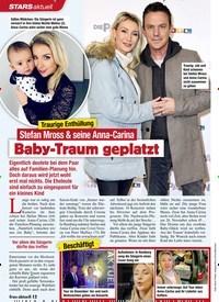 Titelbild der Ausgabe 45/2020 von Stefan Mross & seine Anna-Carina: Baby-Traum geplatzt. Zeitschriften als Abo oder epaper bei United Kiosk online kaufen.