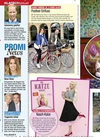 Titelbild der Ausgabe 46/2020 von PROMI News. Zeitschriften als Abo oder epaper bei United Kiosk online kaufen.
