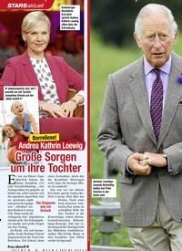 Titelbild der Ausgabe 46/2020 von Camilla will sein Geld! Prinz Charles: Schmutzige Scheidungs-Schlacht. Zeitschriften als Abo oder epaper bei United Kiosk online kaufen.