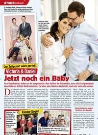 Titelbild der Ausgabe 1/2021 von STARS: Victoria & Daniel: Jetzt noch ein Baby. Zeitschriften als Abo oder epaper bei United Kiosk online kaufen.
