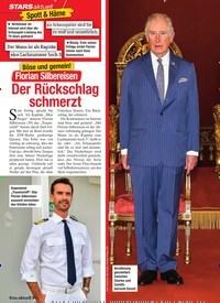 Titelbild der Ausgabe 4/2021 von STARS: Böse und gemein! Florian Silbereisen: Der Rückschlag schmerzt. Zeitschriften als Abo oder epaper bei United Kiosk online kaufen.