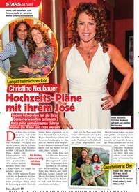 Titelbild der Ausgabe 4/2021 von STARS: Längst heimlich verlobt: Christine Neubauer: Hochzeits-Pläne mit ihrem José. Zeitschriften als Abo oder epaper bei United Kiosk online kaufen.