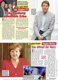 Titelbild der Ausgabe 7/2021 von Vier Jahre Streit: Udo Jürgens (†) Entscheidung über sein Erbe. Zeitschriften als Abo oder epaper bei United Kiosk online kaufen.