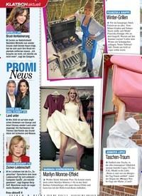 Titelbild der Ausgabe 8/2021 von PROMI News. Zeitschriften als Abo oder epaper bei United Kiosk online kaufen.