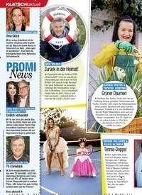 Titelbild der Ausgabe 14/2021 von PROMI News. Zeitschriften als Abo oder epaper bei United Kiosk online kaufen.