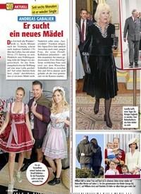 Titelbild der Ausgabe 13/2020 von Seit sechs Monaten ist er wieder Single: ANDREAS GABALIER: Er sucht ein neues Mädel. Zeitschriften als Abo oder epaper bei United Kiosk online kaufen.