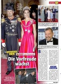 Titelbild der Ausgabe 7/2021 von AKTUELL: Familie bedeutet ihr alles: MARY von Dänemark: Die Vorfreude wächst. Zeitschriften als Abo oder epaper bei United Kiosk online kaufen.