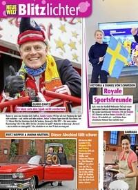 Titelbild der Ausgabe 7/2021 von Blitzlichter. Zeitschriften als Abo oder epaper bei United Kiosk online kaufen.