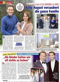 Titelbild der Ausgabe 10/2021 von HELENE & FLORI: Endlich! Die Sensation ist perfekt. Zeitschriften als Abo oder epaper bei United Kiosk online kaufen.