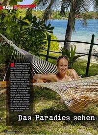 Titelbild der Ausgabe 4/2019 von Das Paradies sehen und sterben …. Zeitschriften als Abo oder epaper bei United Kiosk online kaufen.
