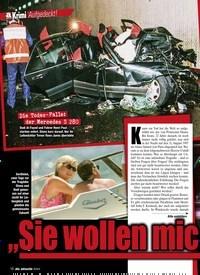 """Titelbild der Ausgabe 4/2019 von """"Sie wollen mich umbringen!"""". Zeitschriften als Abo oder epaper bei United Kiosk online kaufen."""