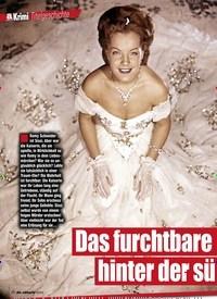 Titelbild der Ausgabe 6/2020 von Mord an Sissi:Das furchtbare Geheimnis hinter der süßen Märchen-Fassade. Zeitschriften als Abo oder epaper bei United Kiosk online kaufen.