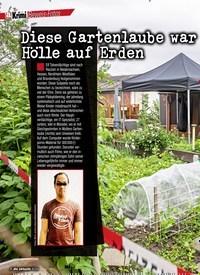 Titelbild der Ausgabe 10/2020 von Beweis-Fotos. Zeitschriften als Abo oder epaper bei United Kiosk online kaufen.