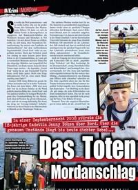 """Titelbild der Ausgabe 10/2020 von Das Toten schiff! Mordanschlag auf der """"Gorch Fock""""?. Zeitschriften als Abo oder epaper bei United Kiosk online kaufen."""
