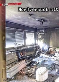 Titelbild der Ausgabe 12/2021 von Beweis-Fotos: Mordversuch mit Silvesterraketen?. Zeitschriften als Abo oder epaper bei United Kiosk online kaufen.