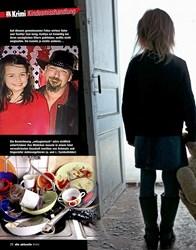 Titelbild der Ausgabe 12/2021 von Kindesmisshandlung: Unfassbar, wie ihre kleine Tochter sterben musste!. Zeitschriften als Abo oder epaper bei United Kiosk online kaufen.
