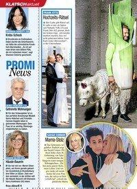 Titelbild der Ausgabe 7/2020 von PROMI:News. Zeitschriften als Abo oder epaper bei United Kiosk online kaufen.