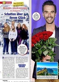 Titelbild der Ausgabe 7/2021 von Neue Drohungen und Anfeindungen: MAXIMA & WILLEM-ALEXANDER der Niederlande: Schatten über ihrem Glück. Zeitschriften als Abo oder epaper bei United Kiosk online kaufen.