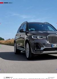 Titelbild der Ausgabe 4/2019 von TITELTEST BMW X7: Der Meinungs-MACHER. Zeitschriften als Abo oder epaper bei United Kiosk online kaufen.