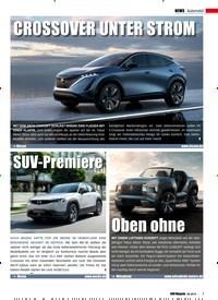 Titelbild der Ausgabe 6/2019 von SUV-Premiere. Zeitschriften als Abo oder epaper bei United Kiosk online kaufen.
