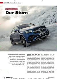 Titelbild der Ausgabe 1/2020 von Fahrbericht: Mercedes-Benz GLE Coupé: SUV MAGAZIN Fahrbericht: Der Stern MIT SCHRÄGLAGE. Zeitschriften als Abo oder epaper bei United Kiosk online kaufen.