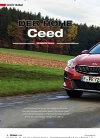 Titelbild der Ausgabe 1/2020 von TITELTEST: Kia XCeed: DER HOHE Ceed: SUV MAGAZIN Titeltest. Zeitschriften als Abo oder epaper bei United Kiosk online kaufen.