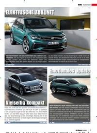 Titelbild der Ausgabe 4/2020 von ELEKTRISCHE ZUKUNFT. Zeitschriften als Abo oder epaper bei United Kiosk online kaufen.