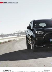 Titelbild der Ausgabe 1/2021 von TITELTEST: Toyota RAV4 Plug-in Hybrid: HYBRID-Krönung. Zeitschriften als Abo oder epaper bei United Kiosk online kaufen.