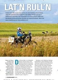 Titelbild der Ausgabe 9/2019 von LAT'N RULL'N. Zeitschriften als Abo oder epaper bei United Kiosk online kaufen.