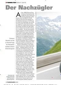 Titelbild der Ausgabe 9/2019 von TOUREN-TEST BMW R 1250 RS : Der Nachzügler. Zeitschriften als Abo oder epaper bei United Kiosk online kaufen.