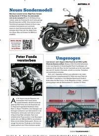 Titelbild der Ausgabe 10/2019 von Umgezogen. Zeitschriften als Abo oder epaper bei United Kiosk online kaufen.