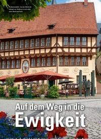 Titelbild der Ausgabe 1/2020 von Auf dem Weg in die Ewigkeit. Zeitschriften als Abo oder epaper bei United Kiosk online kaufen.