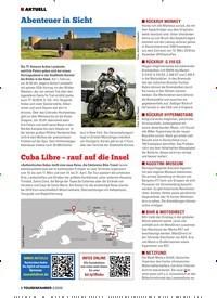 Titelbild der Ausgabe 2/2020 von Cuba Libre – rauf auf die Insel. Zeitschriften als Abo oder epaper bei United Kiosk online kaufen.