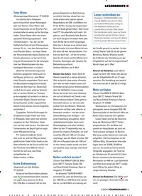 Titelbild der Ausgabe 2/2020 von LESERBRIEFE. Zeitschriften als Abo oder epaper bei United Kiosk online kaufen.