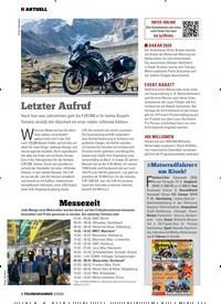 Titelbild der Ausgabe 3/2020 von Letzter Aufruf. Zeitschriften als Abo oder epaper bei United Kiosk online kaufen.