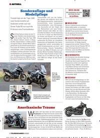 Titelbild der Ausgabe 4/2020 von Sonderauflage und Modellpflege. Zeitschriften als Abo oder epaper bei United Kiosk online kaufen.
