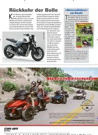 Titelbild der Ausgabe 6/2020 von Rückkehr der Bolle. Zeitschriften als Abo oder epaper bei United Kiosk online kaufen.