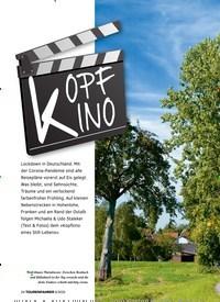 Titelbild der Ausgabe 6/2020 von KOPFKINO. Zeitschriften als Abo oder epaper bei United Kiosk online kaufen.