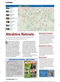 Titelbild der Ausgabe 7/2020 von AKTUELL: Attraktive Nahziele. Zeitschriften als Abo oder epaper bei United Kiosk online kaufen.