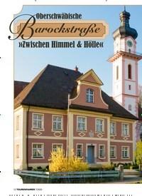 Titelbild der Ausgabe 7/2020 von Oberschwäbische: »Zwischen Himmel & Hölle«. Zeitschriften als Abo oder epaper bei United Kiosk online kaufen.