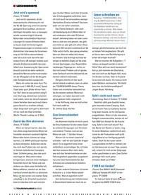 Titelbild der Ausgabe 8/2020 von LESERBRIEFE. Zeitschriften als Abo oder epaper bei United Kiosk online kaufen.