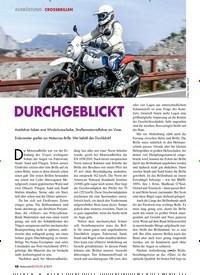 Titelbild der Ausgabe 4/2019 von CROSSBRILLEN: DURCHGEBLICKT. Zeitschriften als Abo oder epaper bei United Kiosk online kaufen.