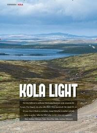 Titelbild der Ausgabe 5/2019 von KOLA: KOLA LIGHT. Zeitschriften als Abo oder epaper bei United Kiosk online kaufen.